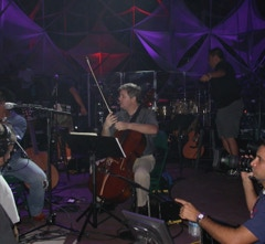 Christopher Glansdorp at MTV Unplugged